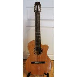 Morgan C 400 SCE CW 8 str. klassisk gitar