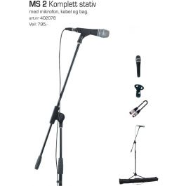 Mikrofonstativer Side 2   Gear4music