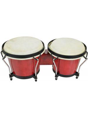 Bongo Tromme Rød
