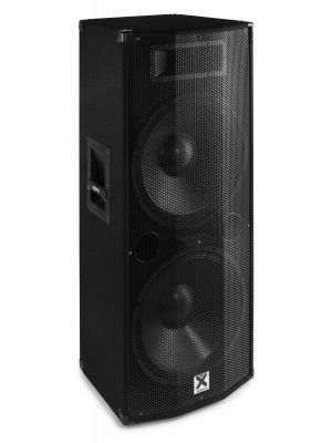 "CVB215 2X 15"" AKTIV PA HØYTTALER BT MP3 1600W"