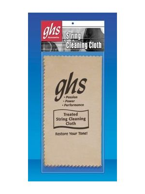 GHS A8 STRING CLEANING CLOTH Accessories