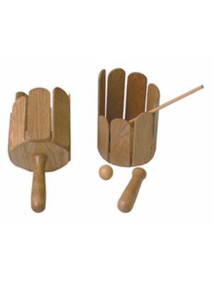 Planet Music Multi Tone Drum 4″ inkl. klubbe