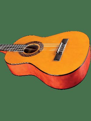 EKO CS-5-NAT Klassisk 3/4 gitar, natural gloss