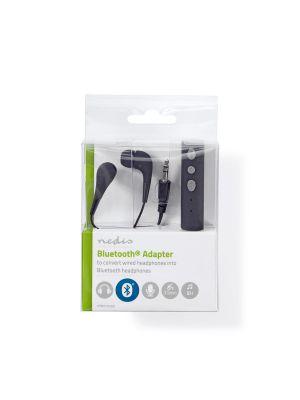 Bluetooth Hodetelefonadapter med Innebygd mikrofon