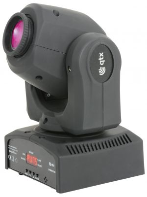 SYNOHEAD - MINI MOVING HEAD WITH GOBOS