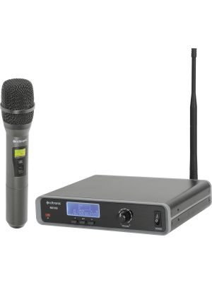 Tuneable UHF Handheld Microphone System
