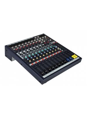 Soundcraft EPM12 mikser med 12 mono og 2 stereo