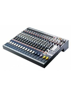 Soundcraft EFX12 12+2, 2 aux med Lexicon klang