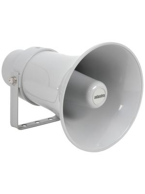 Heavy duty 100V round horn speaker 8in, 15W