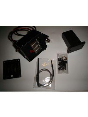 Maxtone EQ-301, 4-bånds EQ/3-bånds m/pickup
