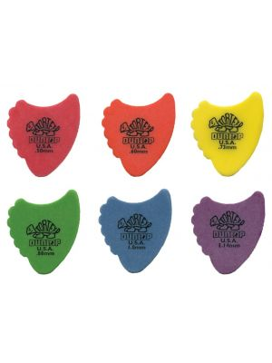Dunlop plekter Tortex® Fins 4141 1.00mm