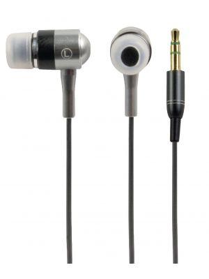 Kønig proffe in-ear-hodetelefoner metall