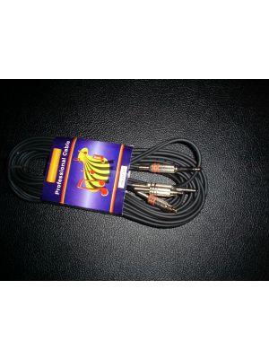 Prosound SK-292-10 Kabel JACK/PHONO 10m.