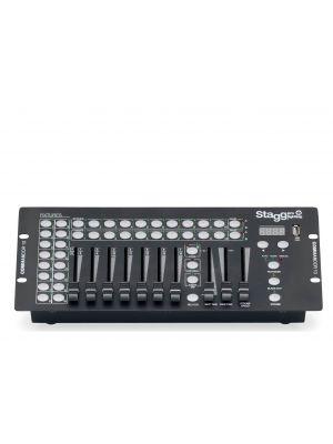 Stagg Commandor 10-2 DMX kontroller