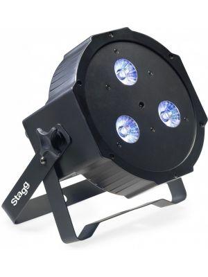 STAGG SLI ECOPAR 1-0 3x8w RGBW LED