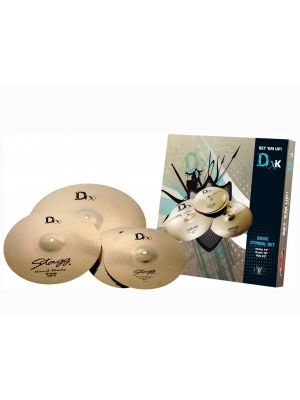 Stagg DXK CYMBALSET 14HH+16C+20R