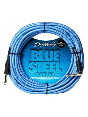 DM Blue Steel Cable 20FT ANGLE