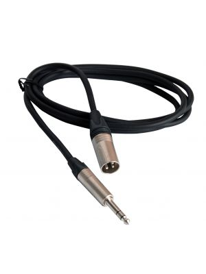 SAFECON IC62 GN (PC20GN) 2 M ST JACK/XLR