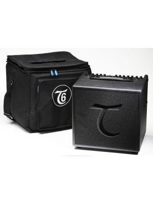 TANGLEWOOD T6 60watt RMS Acoustic Amp  with  Padded Gig Bag. Akustisk gitarforsterker.