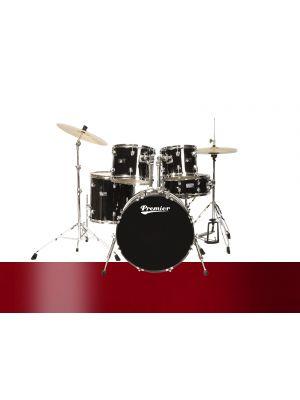 PREMIER OLYMPIC STAGE20 6190WR-S - Trommesett med cymbalpakke.