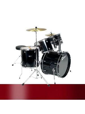 PREMIER OLYMPIC MODERNROCK22 6195WR-S - Trommesett med cymbalpakke