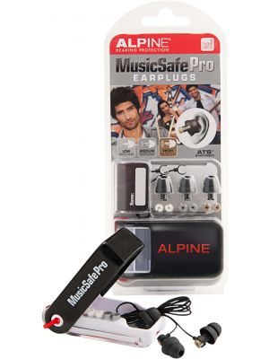 Alpine MusicSafe Pro earplugs black