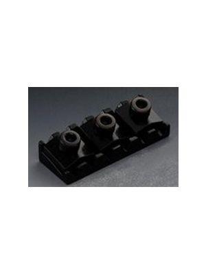 ALLPARTS BP-0026-003 Black Locking Guitar Nut