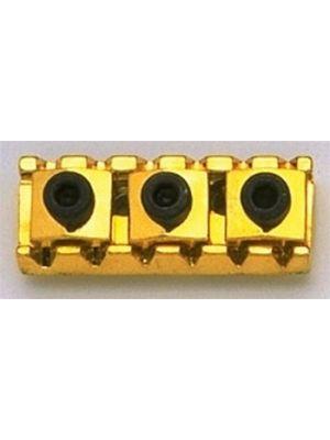 ALLPARTS BP-0026-L02 Left Handed Gold Locking Guitar Nut