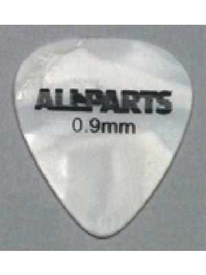 ALLPARTS GP-9090-055 White Pearloid Allparts Guitar Picks