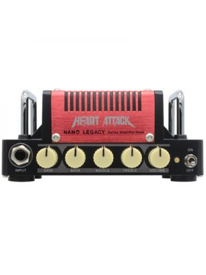 HOTONE NANO LEGACY AMPLIFIER Heart Attack NLA-3 5W Mini Amplifier, (with 18V power supply) Forsterker