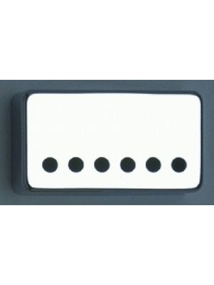 ALLPARTS PC-0300-W10 Mixed 49 and 53 Humbucking Pickup Cover Set
