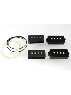 ALLPARTS PU-6987-000 Bass Split Pickup Kit