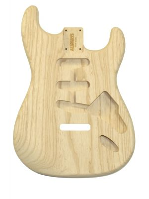 ALLPARTS SBAO Ash Replacement Body for Stratocaster®