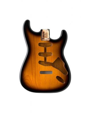 ALLPARTS SBF-2SB Sunburst Finished Replacement Body for Stratocaster®