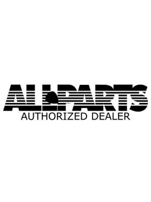 ALLPARTS STKR-DEALER Allparts Dealer Inside Window Sticker