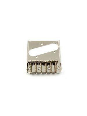ALLPARTS TB-0033-L01 Nickel Left Handed Vintage Bridge for Telecaster®