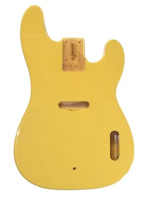 ALLPARTS TBBF-BLND Blonde Finished Replacement Body for Telecaster® Bass®