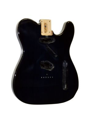 ALLPARTS TBF-STMB See Through Midnight Blue Finished Replacement Body for Telecaster®