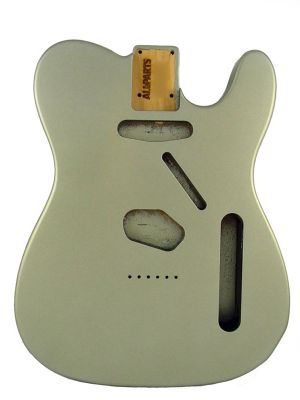 ALLPARTS TBSF-PW Satin Pewter Finished Replacement Body for Telecaster®