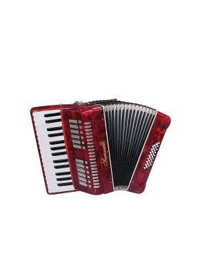 Serenelli Y-3232-R accordion 32 basses
