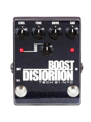 Tech21 Metallic Series Boost Distortion (BSTM-D)