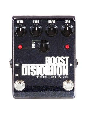 Tech21 Metallic Series Boost Distortion (BSTM-D)