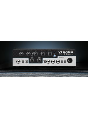 Tech21 VT-BASS 500 Character Series Bass Head, 500W (Utstillingsmodell)