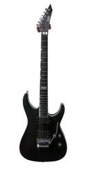 ESP Horizon FR BKS EMG El.Gitar m/Floyd Rose (Black Satin)