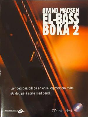 KURS BASS ØIVIND MADSEN DEL 2 + CD