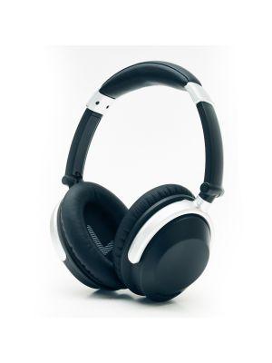 Pulse HP4000BK - Trådløs hodetelefon med aktiv Noice cancelling