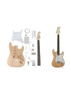 El-Gitar selvbyggersett