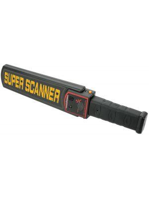 Håndholdt Metalldetektor Security stav