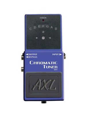 AXL CFT Chromatic tuner pedal
