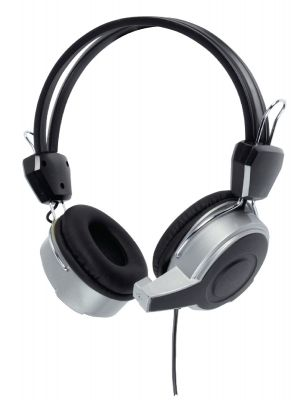 7.1 Surround-Headset m/innebygget mikrofon